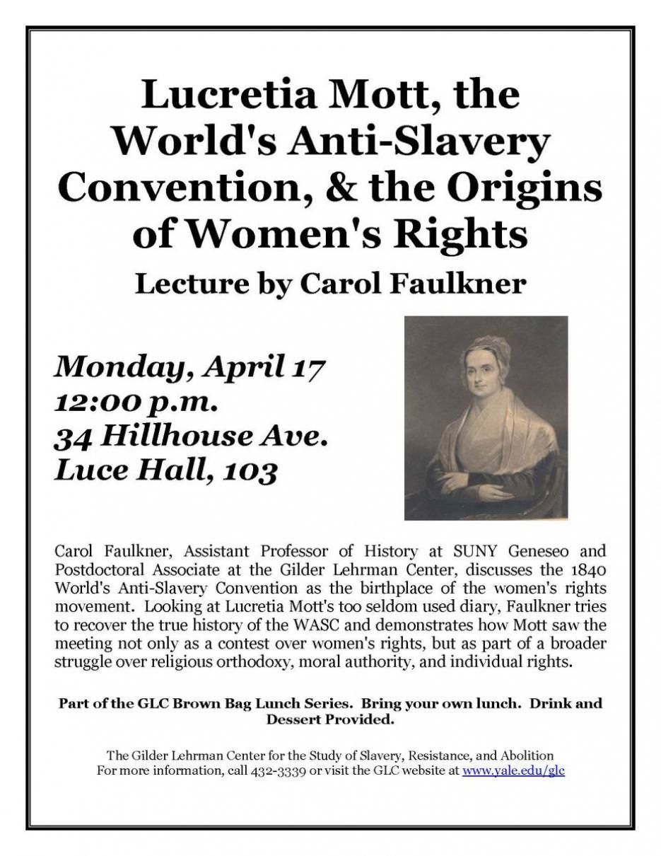 anti slavery movement on womens rights Anti-slavery movement on womens rights  question 3: how did the anti-slavery movement influence the women's rights movement.