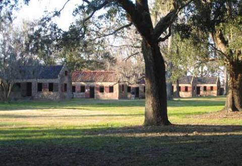 Slave Quarters, Boone Hall Plantation