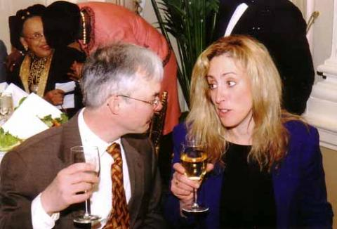 Robert P. Forbes and Andrea Leiser