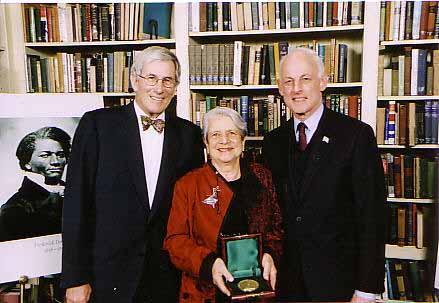 Richard Gilder, Jean Fagin Yellin, and Lewis Lehrman