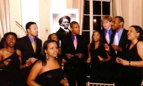 Yale University a cappella group Shades