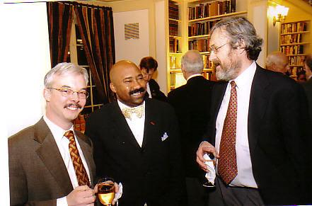 Robert P. Forbes, Chris Cloud, and Chandler Saint