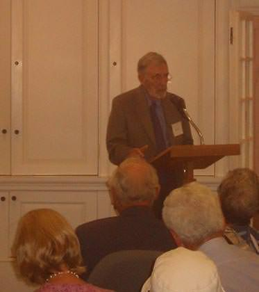 David Brion Davis, Sterling Professor Emeritus of History, speaks on his forthcoming book: Inhuman Bondage: The Rise and Fall of Slavery in the New World.
