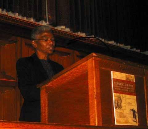 Keynote Address, Mary Frances Berry, University of Pennsylvania