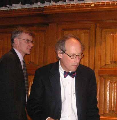 David Blight and John David Smith