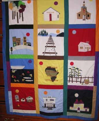 Quilts and Gullah Heritage