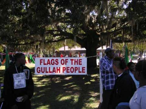 Flags of the Gullah People