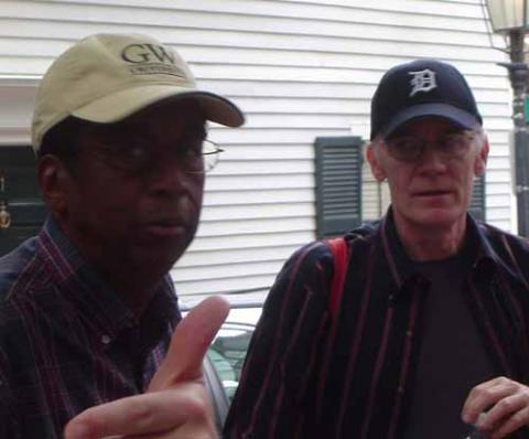 James Horton and David Blight