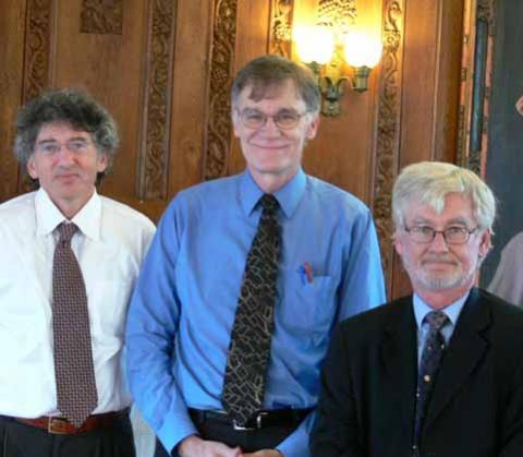 Jeffrey Herf, David Blight, and Michael O'Brien