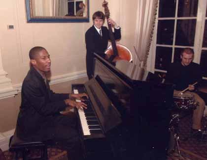 The Jonathan Batiste Trio