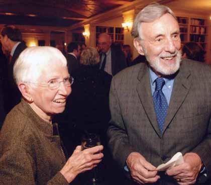 Anne Firor Scott and David Brion Davis