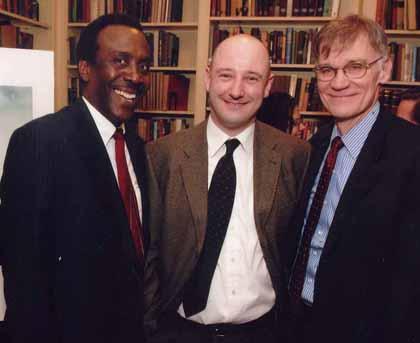 Larry Hudson, Richard Follett, and David Blight