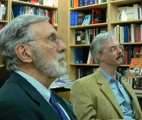 David Brion Davis and Robert P. Forbes