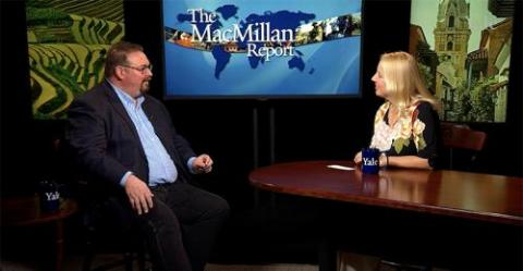 GLC Fellow, Amb. Luis C.deBaca (ret.), talks about modern day slavery on the The MacMillan Report