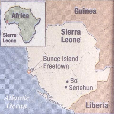 Sierra Leone today
