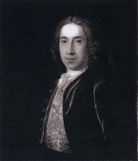 Richard Oswald, the principal owner of Bunce Island from 1748-1784  Credit: Private Collection (UK)