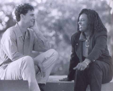 Edward Ball with Carolyn Smalls Goodson (1997)