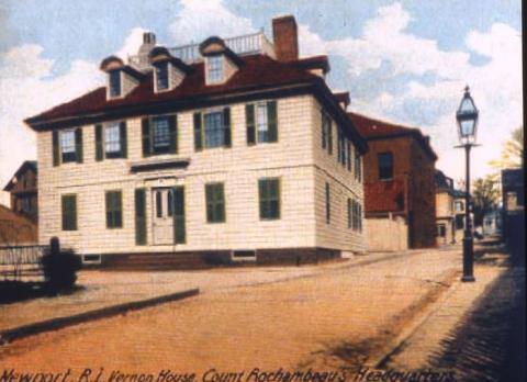 Vernon House, Newport, Rhode Island